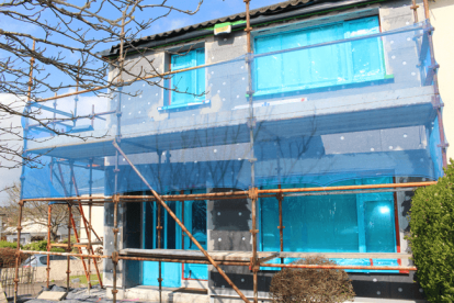 External Insulation Cork